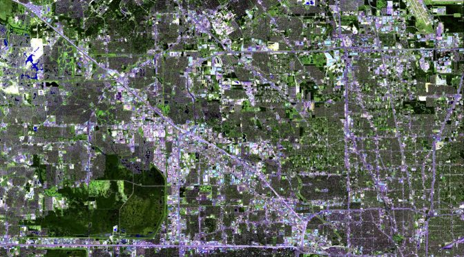 How Development Over Wetlands And Prairies Enabled Houston Hurricane Disaster