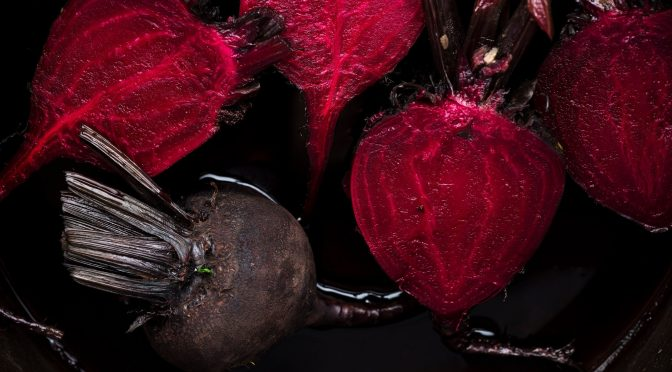 What Makes Beets Red May Change Medicine